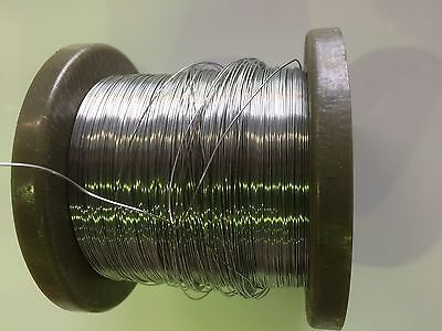 Stainless Steel Monel Wire 60Mtr Roll 0.5Mm Dia For Marine, Agricutural(Hw50405)