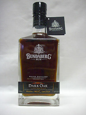 Bundaberg Rum Master Distillers' Collection Dark Oak Low Number #5694