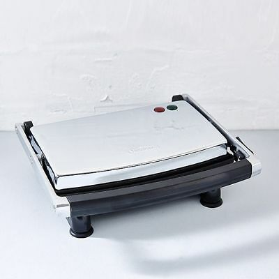 NEW Sunbeam Sandwich Press Compact Cafe Non-Stick Cooking Surface GR8210