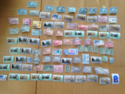 Gibraltar mint and used assortment all off paper direct from a collectors estate