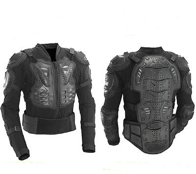 New Motocross Motorbike Body Armour Motorcycle Protector Guard Jacket