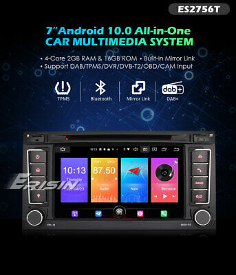 Radio Dvd Volkswagen Touareg  Android 5.1 - ,bluetooth, Gps, Mp4, Táctil , Hd