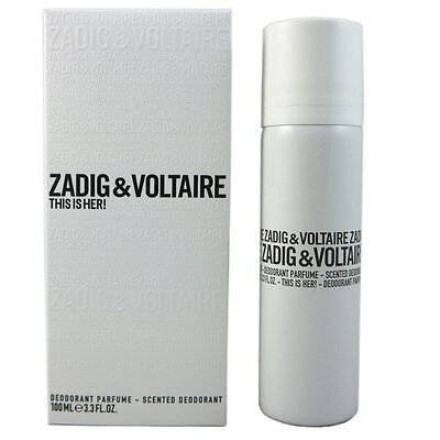 Zadig & Voltaire This is Her 100 ml Deospray Deo Spray Deodorant