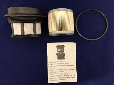 *NEW* Ford Replacement 7.3L SuperDuty Fuel Filter FD4596 GF7751A Free Shipping