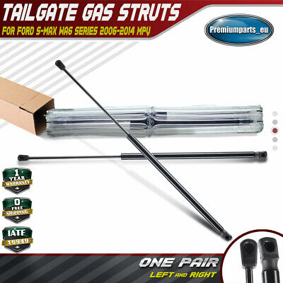 2x Tailgate Rear Boot Gas Struts Springs for Ford S-Max WA6 2006-2014 1434296