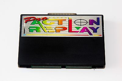 Action Replay - Sega Saturn