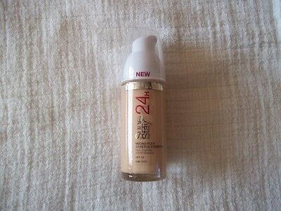 MAYBELLINE 24H SUPER STAY FOUNDATION in Various shades
