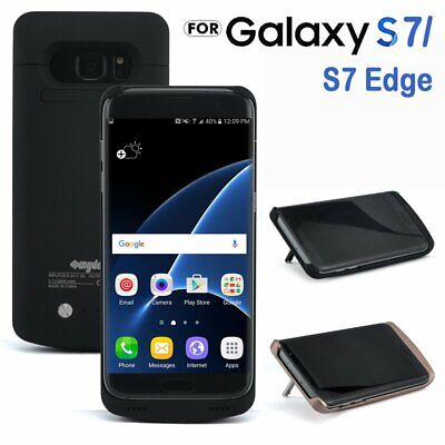 Sunydeal® 8000MAH External Battery Charger Case For Samsung Galaxy S7/S7 Edge/S9