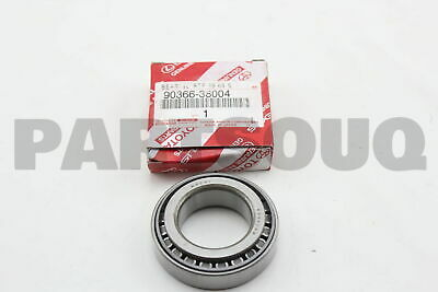 9036638004 Genuine Toyota BEARING(FOR COUNTER DRIVEN GEAR) 90366-38004