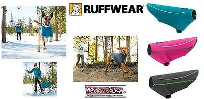 Ruffwear Climate Changer Fleece Jacket Outdoor Dog Reflective Sizes NEW COLORS