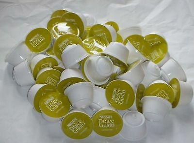 50 x DOLCE GUSTO SKINNY CAPPUCCINO MILK PODS (Less Sweet)