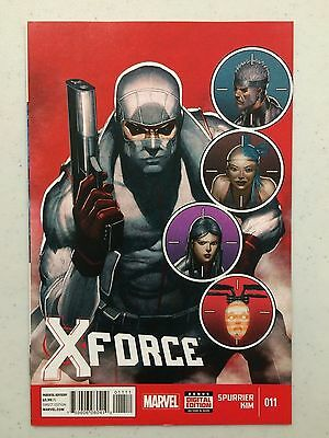 X-Force #11 1st Print Vol. 4 2014 Marvel BACK ISSUE SALE THIS MONTH