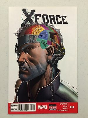 X-Force #10 1st Print Vol. 4 2014 Marvel BACK ISSUE SALE THIS MONTH