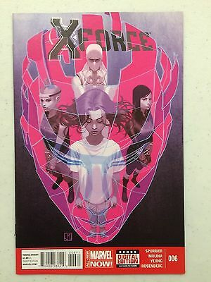 X-Force #6 1st Print Vol. 4 2014 Marvel BACK ISSUE SALE THIS MONTH