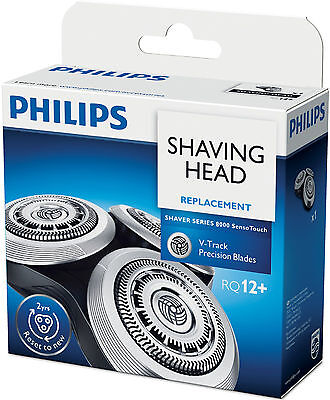 Genuine Philips RQ12  SensoTouch 3D Shaving Heads RQ1250 RQ1260 RQ1280 RQ1290