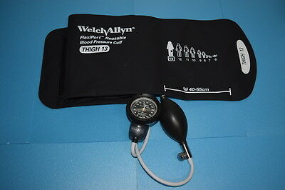 * Tycos  Super Shock Resistant Jewel Movement Blood Pressure Welch Allyn Thigh 1