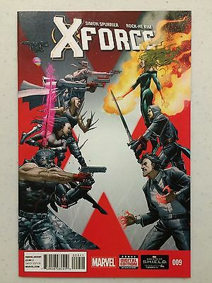 X-Force #9 1st Print Vol. 4 2014 Marvel BACK ISSUE SALE THIS MONTH