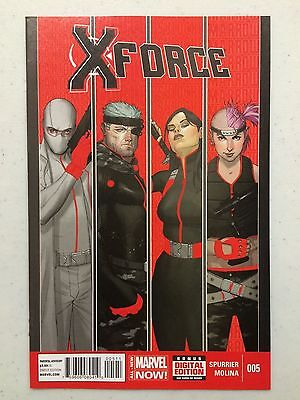 X-Force #5 1st Print Vol. 4 2014 Marvel BACK ISSUE SALE THIS MONTH