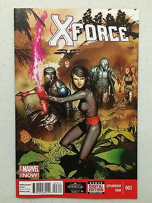 X-Force #3 1st Print Vol. 4 2014 Marvel BACK ISSUE SALE THIS MONTH