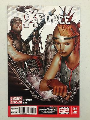 X-Force #2 1st Print Vol. 4 2014 Marvel BACK ISSUE SALE THIS MONTH