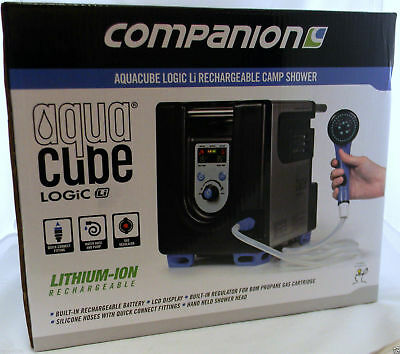Aqua Cube Logic New Lithium Instant Hot Water Companion Camping Accessories