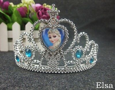 Crown Headbands For Girls Kids Hair Accessories Ornaments