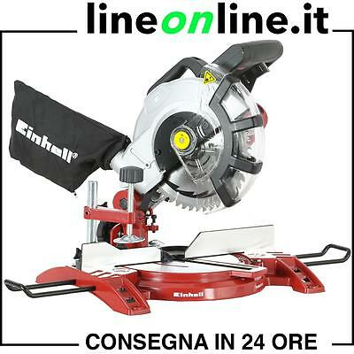 Troncatrice legno Einhell TH-MS 2112 – lama 210 mm – 1400 W