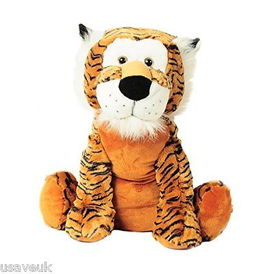3D Hot Water Bottle Cute Cuddly Novelty Tiger Large Ideal Christmas Present