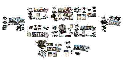 Star Wars X-Wing Miniatures - Expansion Waves 1-10 NEW (No upgrade Cards)
