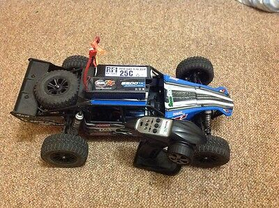 For sale 1:8 scale RC car Brushless motor 4wd