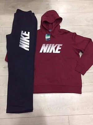 Mens Nike Club Warmup Tracksuit Size Xl Bnwt Rrp £60  654194 677