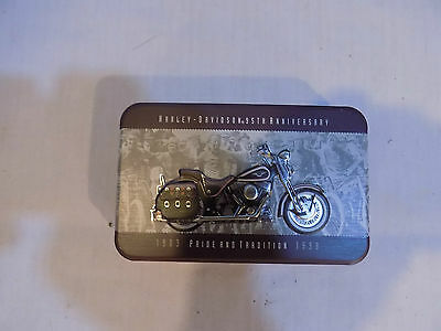 Harley Davidson 95th Anniversary 1903 - 1998 Edition Playing Cards