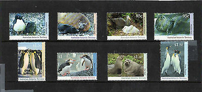 1992-93 AAt Wildlife Definitives Series Sets 1 & 2 Set Of 8 Mint Never Hinged