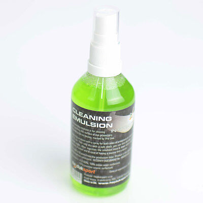 Ice Hockey Helmet Visor Spray Hejduk Cleaning Emulsion