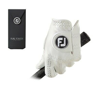 6 Pack / Foot Joy Pure Touch Golf Glove