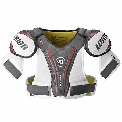 Warrior Dynasty AX4 Ice/Roller Hockey Shoulder Pads Junior S/M