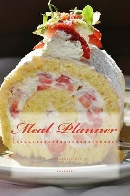 Meal Planner: Weekly Menu Planner Wth Shopping List and Bonus Blank Recipe Templ
