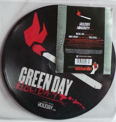 Green Day Billie Joe Armstrong Holiday Minority Limited Edition Picture Disc