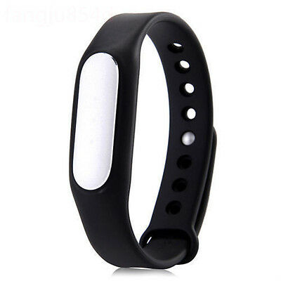 Original Xiaomi Upgrade 1S IP67 Mi Band Leather Wristband Heart Rate Monitor