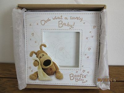 Boofle Baby Range Picture Frame Oooh What A Lovely Baby 400538