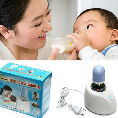 HOT Baby Bottle Milk Warmer Thermostat Heater New Random Color FREE Shipping