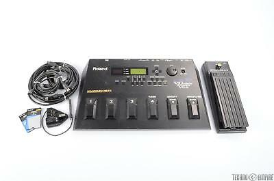 ROLAND VG-8 V- Guitar System Synth Processor GK-2A VG8S-1 ANDREW GOLD #26801