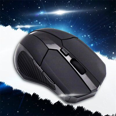2.4 GHz Wireless Optical Mouse Mice + USB 2.0 Receiver for PC Laptop New E5*