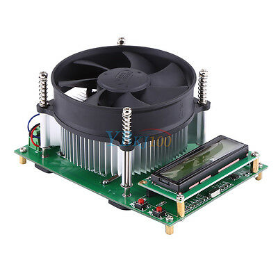 150W Constant Current Electronic Load Battery Discharge Capacity Tester Module