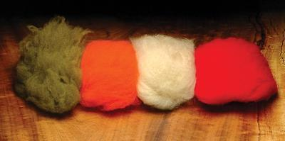 Hareline Rams Wool - 12 Colours Available - Great for Baitfish, Skulpins