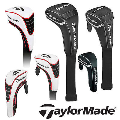 Taylormade Universal Golf Club Replacement Headcovers Driver, Fairway, Hybrid