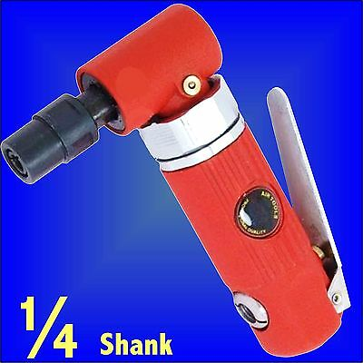 1/4 MINI AIR ANGLE DIE GRINDER grinding cutting cut off aircraft tool
