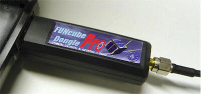 Funcube Dongle Pro+ Improved Version 150kHz To 1900MHz