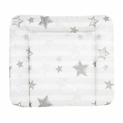 Alvi Wickelauflage Molly Folie Silver Star 75x85 cm 786-9 TOP