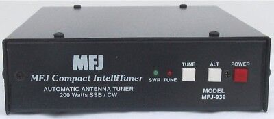 MFJ-939I Plug & Play Auto Tuner For Icom